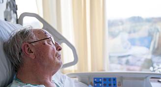 Slik kan sykehusene bli mer demensvennlige