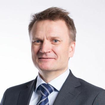 Visesentralbanksjef Egil Matsen i Norges Bank. (Foto: Norges Bank)