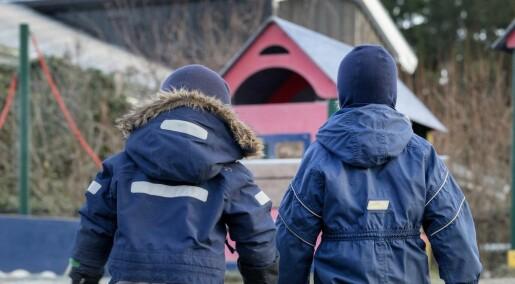 Flere barn vokser opp i lavinntektsfamilier