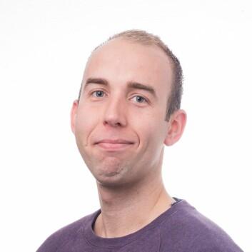 Bård Erlend Solstad er stipendiat ved Norges Idrettshøgskole. (Foto: NIH)