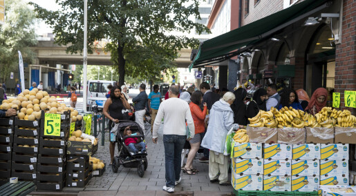 Kronikk: Korleis skal vi leve saman i byer som blir meir mangfaldige?