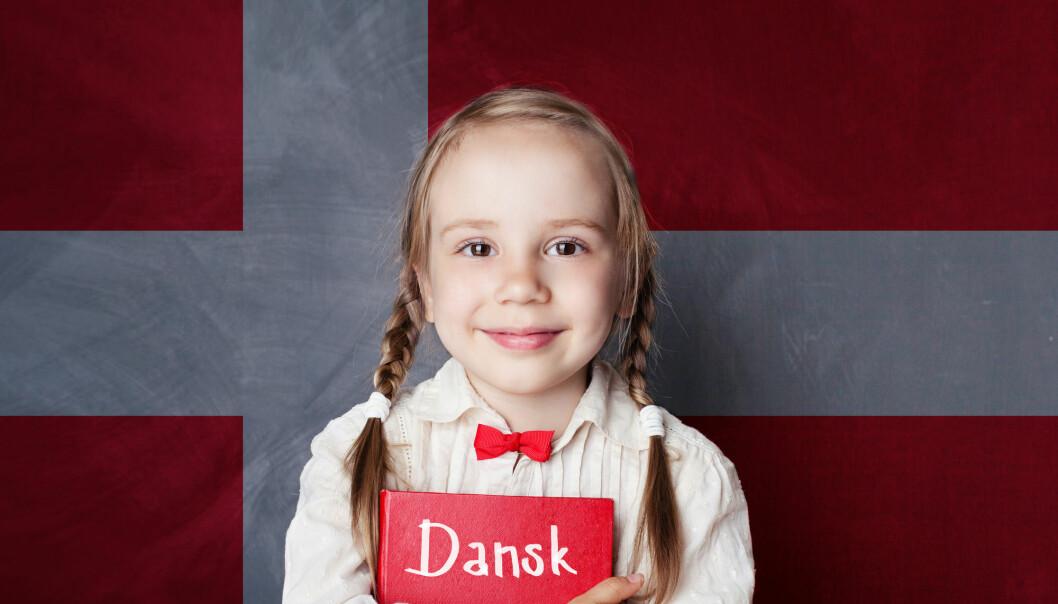 Synes du dansk er vanskelig å forstå? Det gjør også dansker. Danske småbarn lærer språket sitt saktere enn andre barn. (Illustrasjonsfoto: MillaF / Shutterstock / NTB scanpix)