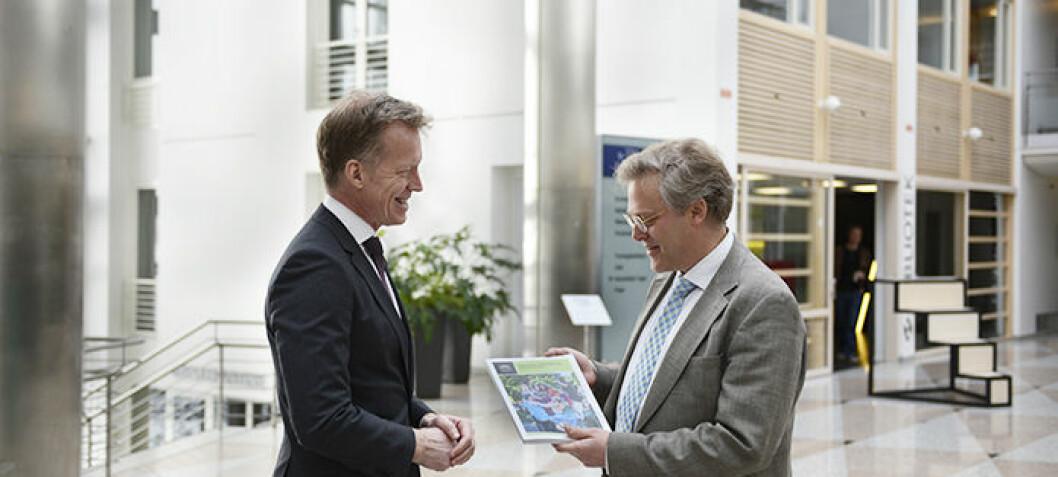 Høgskolen i Oslo og Akershus søker om å bli universitet