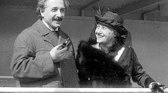 100 år siden Einstein fant den kosmologiske konstanten