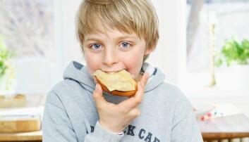 I mange år økte barnefedmen i Sverige. Men i dag peker tallene nedover, viser en ny studie. (Foto: Gustav Lorentzon, Maskot/NTB scanpix)