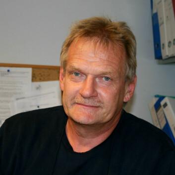 Øystein Ahlstrøm. (Foto: Emma Mary Garlant)