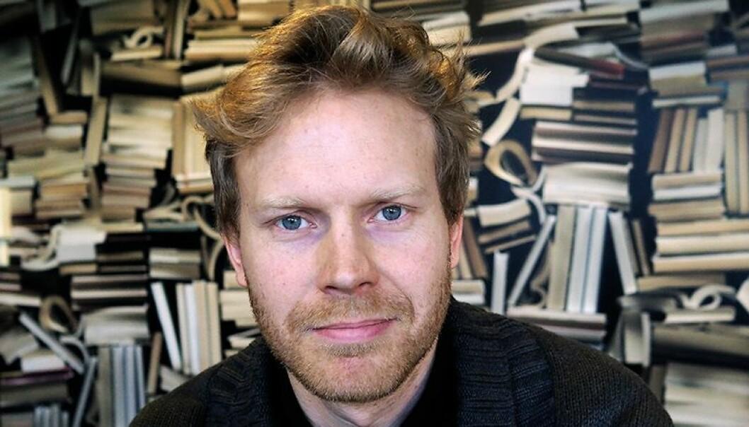 – Det er synd at mandatet ikkje er blitt fornya, synest UiO-forskar Olav Gjertsen Ørum som var deltakar i observatørkorpset i Hebron i seks månader. (Foto: Ola Sæther)