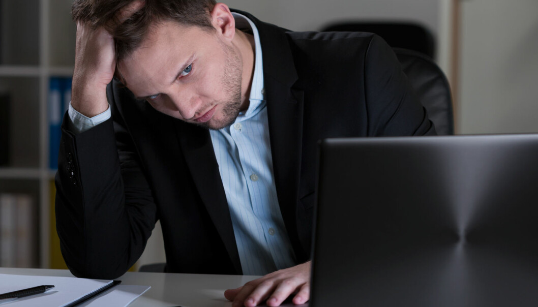 - Holdninger om at de som ikke er i arbeid, eller deltar i arbeidsmiljøet, kan skylde på seg selv, fører til at personen selv etter hvert kan tro at dette er sant, skriver kronikkforfatterne. (Foto: Shutterstock / NTB scanpix)