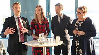 Statlig fornybarfond blir lagt til Stavanger