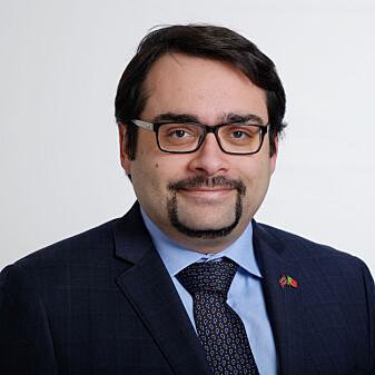 Carlos Goncalo Das Neves er direktør for forskning og internasjonalisering ved Veterinærinstituttet.(Foto: Eivind Røhne)