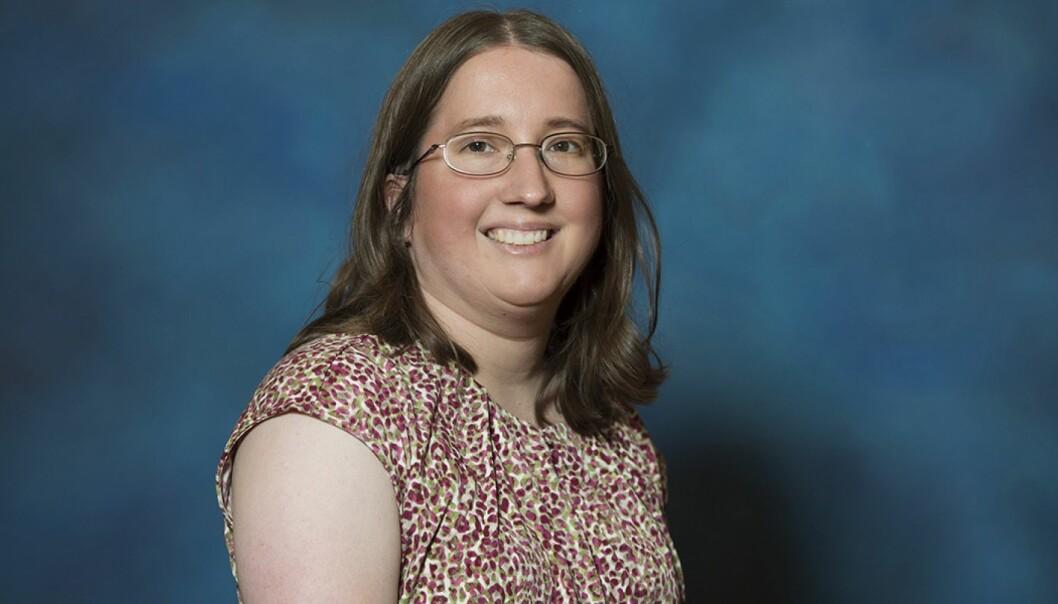 Jessica Dimka tok sin doktorgrad i antropologi ved University of Missouri og jobber per i dag ved University of Pittsburgh. (Foto: OsloMet)