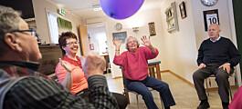 Personer med demens kan ofte føle seg som en byrde