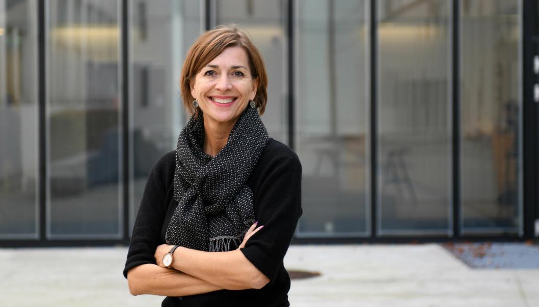 Professor Inger G. Stensaker ved Norges handelshøyskole. (Foto: NHH)