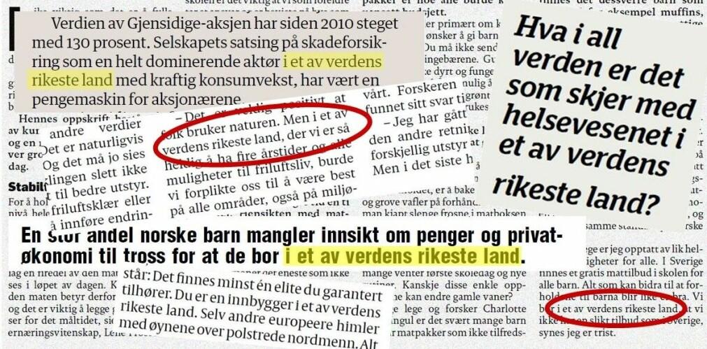 (Foto: (Kollasj: Eivind Torgersen))
