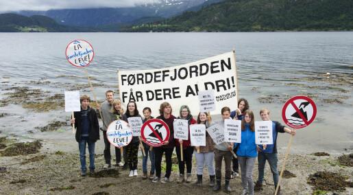 Slik kan norske lover bli mer miljøvennlige