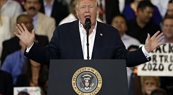 Kronikk: Derfor har ikke Donald Trump klart å samle det amerikanske folket