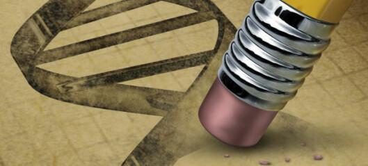Vil tillate genredigering av embryoer for sykdomsforebygging