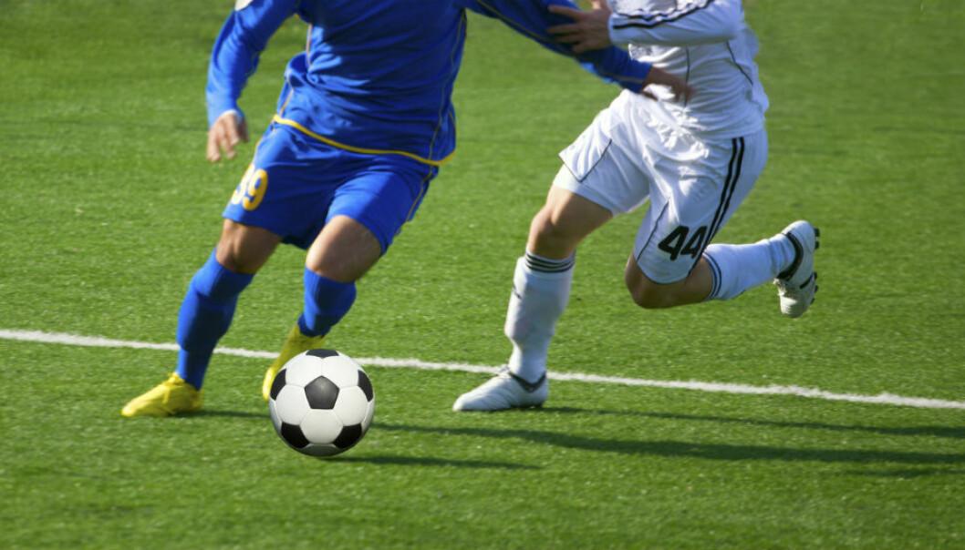 Hvilke fotballtalenter lykkes, og hvorfor? (Illustrasjonsfoto: Colourbox)