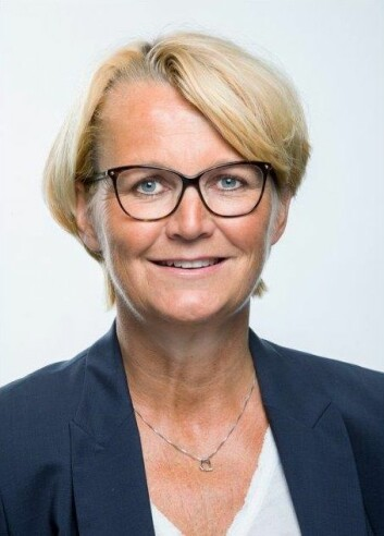 Anette Willumsen i Lindorff Norge. (Foto: Bo Mathisen)