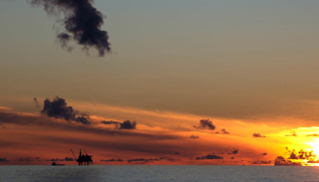 Energiselskaper forbereder fullskala lagring av CO₂ under havbunnen i Norge. Ny fysikk-kunnskap om saltkrystaller kan få betydning for lagringen. (Foto: Roger Hardy/Samfoto/NTB scanpix)