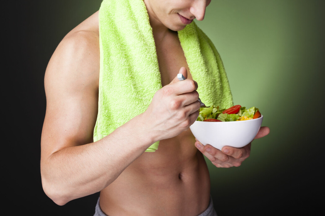 Det hjelper kanskje ikke å spise sunt og trene mye, om du har en stressende livsstil. (Illustrasjonsfoto: cristovao / Shutterstock / NTB scanpix)