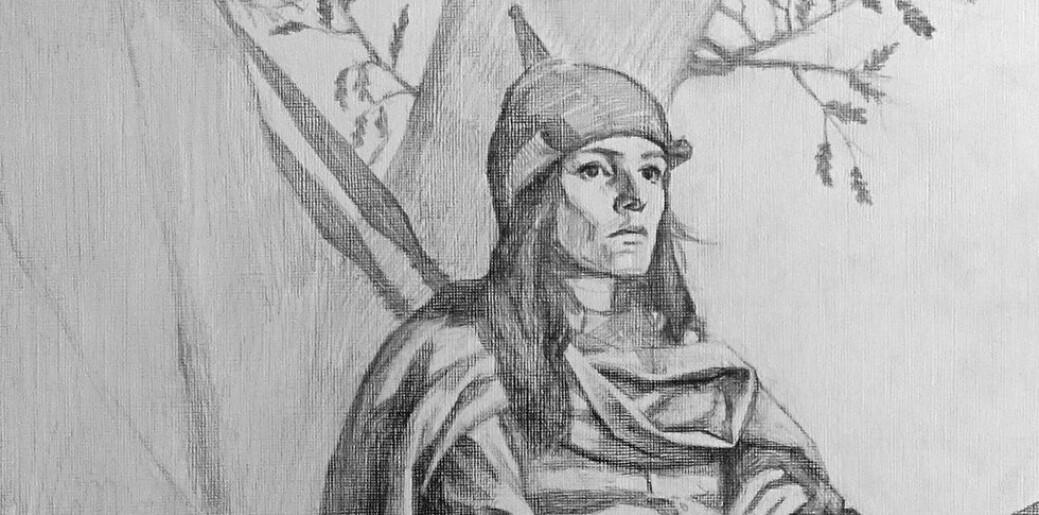 Vikingtiden: I nesten 150 år trodde eksperter at det var en mann som lå i krigergraven i Birka. Det var feil.
