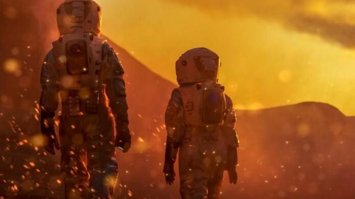 De internasjonale romorganisasjonene har en langsiktig plan om at mennesker skal lande på Mars for aller første gang omkring år 2040. (Foto: Gorodenkoff / Shutterstock / NTB scanpix)