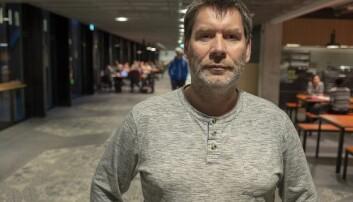 Boye Welde er forskningsgruppeleder for Ferdighets- og prestasjonsutvikling ved Idrettshøgskolen på UiT Norges arktiske universitet. (Foto: Mathias Bruvoll)