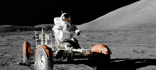 Amerikanere på Månen om tre år?