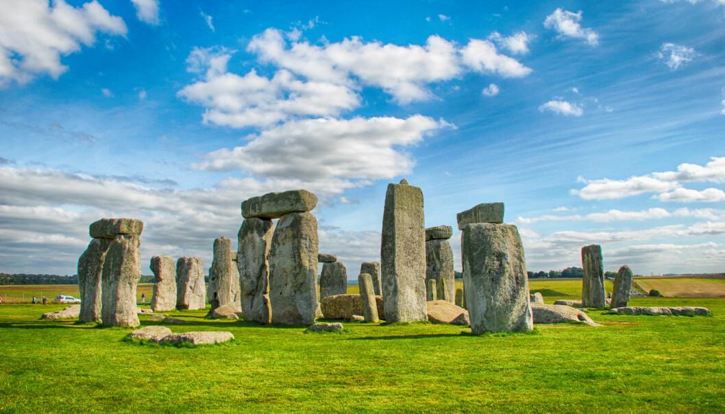 Stonehenge er et 4500 år gammelt steinmonument som ligger 137 kilometer sørvest for London i England.  (Foto: Mr Nai / Shutterstock / NTB scanpix)