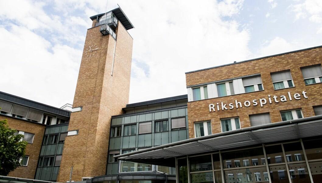Overlege Eva Widing ved Rikshospitalet vil ha øremerkede midler til å styrke barnekreftforskningnen.  (Illustrasjonsfoto: Jon Olav Nesvold / NTB scanpix)