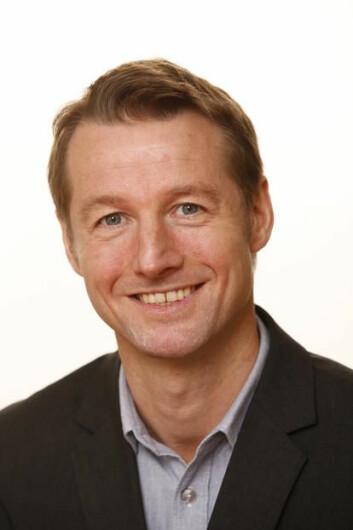 Geir Harald Aase er kommunikasjonssjef i Oslo Børs. (Foto: Cornelius Poppe / NTB scanpix)