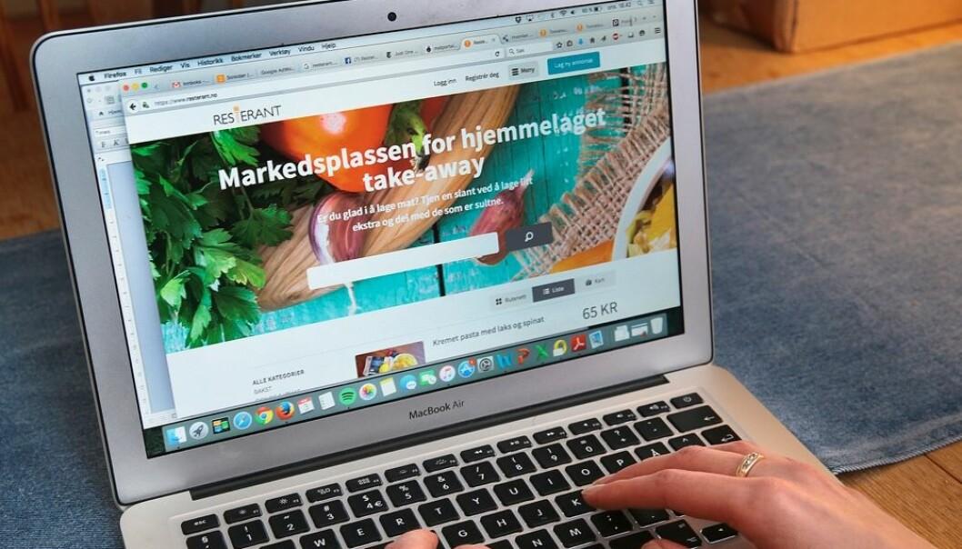Nye plattformer for delingsøkonomi dukker stadig vekk opp i Norge. Hvordan vil denne økonomien endre det norske arbeidslivet? Forskere mener at et utvalg som har sett på dette er for optimistisk.  (Foto: Ingar Storfjell, Aftenposten/NTB scanpix)
