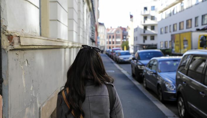 Foreldre ser personlig vekst hos traumeutsatte ungdommer