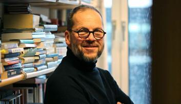 Professor Arild Engelsen Ruud er tilbake på Blindern etter feltarbeid i Bangladesh. (Foto: Fillip-André Baarøy)