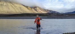 Fryktar meir kvikksølv i arktisk vatn