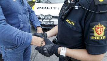 Politiet i Bergen skiller seg positivt ut i undersøkelsen. De har satset sterkt på å av avdekke menneskehandel, noe som har gitt resultater: Hele 57 prosent av menneskehandelsakene i Bergens-regionen har blitt initiert av politiet i tiårsperioden (Foto: Gorm Kallestad / NTB scanpix)