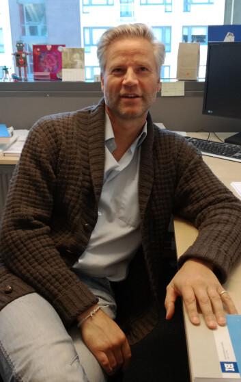 Førsteamanuensis Kjell Jørgensen på Handelshøyskolen BI, mener aksjerobotene i hovedsak har gjort børsene sunnere. (Foto: Eivind Nicolai Lauritsen / NTB scanpix)