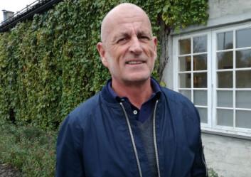 Peter Warren, investor (Foto: Eivind Nicolai Lauritsen)