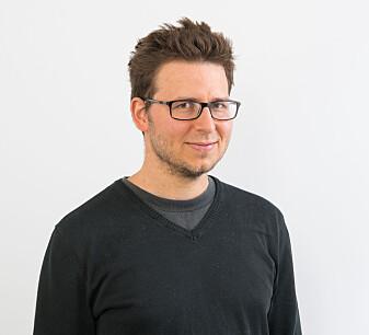 Sebastian Sippel er forsker ved NIBIO. (Foto: Erling Fløistad)