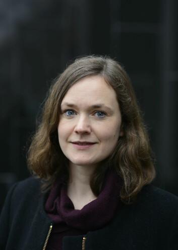 Kjersti Nesje disputerte nylig for doktorgraden i profesjonsstudier ved HiOA. (Foto: Sonja Balci)