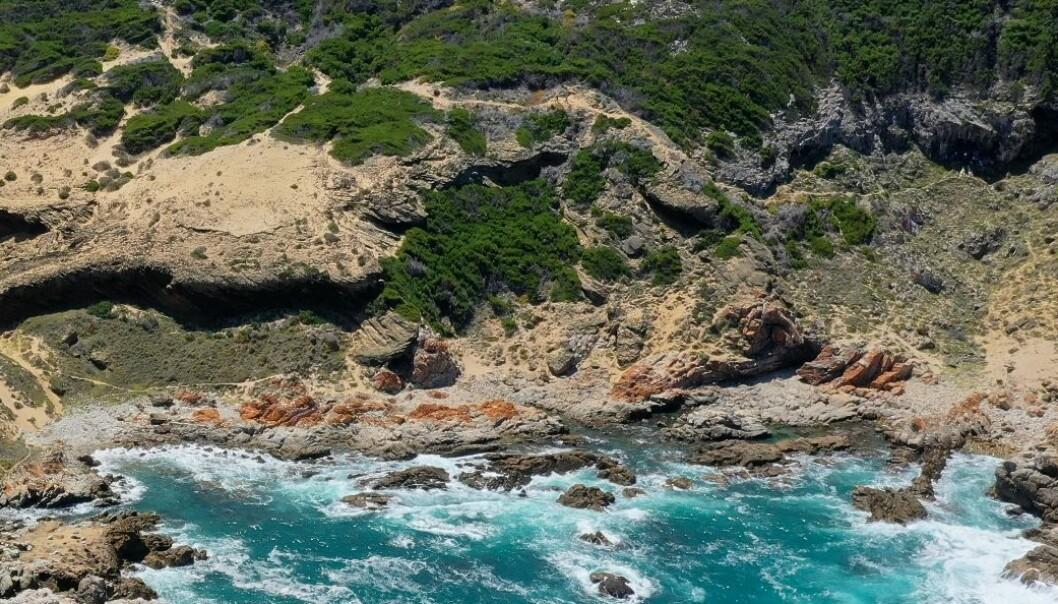 Denne grotten skjuler trolig flere arkeologi-skatter