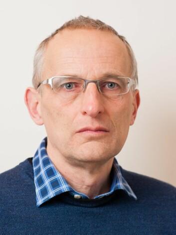 Pål Gulbrandsen holder selv kurs i pasientkommunikasjon. (Foto: ©UiO/Øystein H. Horgmo)