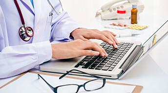 Får tilgang til pasientjournaler uten å eksponere sensitiv informasjon