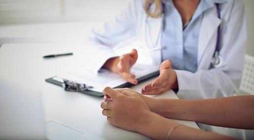Hvordan skal leger og sykepleiere gi en alvorlig beskjed?