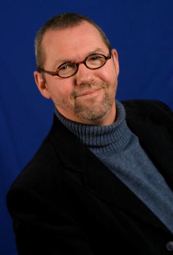 Roald Berg er historieprofessor ved Universitetet i Stavanger. (Foto: UiS)