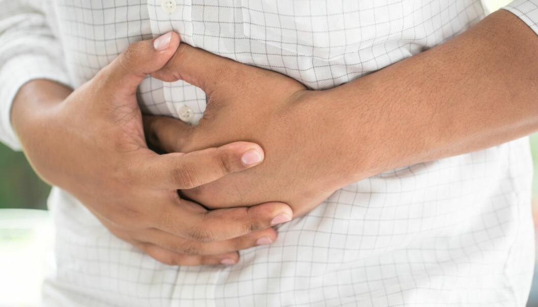 Ulcerøs colitt er en tarmsykdom som kan gi hudforandringer, øyenforandringer, leddproblemer og gallegangsproblemer. (Foto: Shutterstock / NTB scanpix)