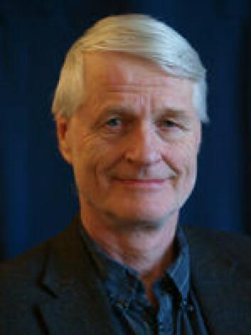- Andelen pasienter som ikke får forebyggende behandling kan ligge på samme nivå i Norge, sier Bjørn Gjelsvik ved Universitetet i Oslo. (Foto: UiO)