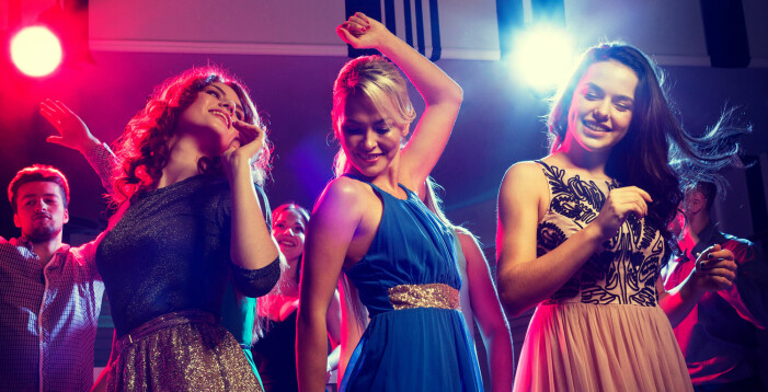 Slik liker vi at kvinner danser