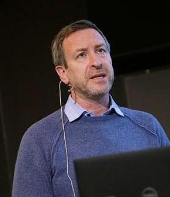Professor ved Universitetet i Oslo, Stefan Krauss. (Foto: UiO)